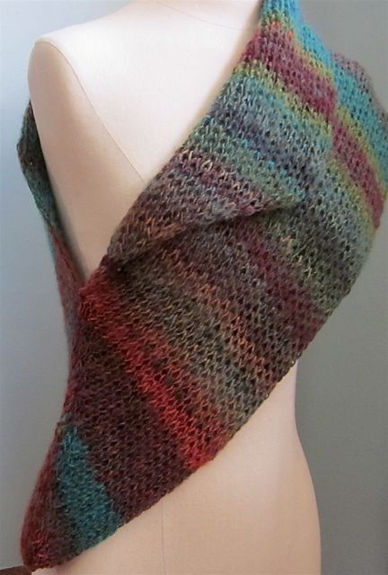 Funky Fur Knitting Patterns : The shoulder, Fabrics and Knits on Pinterest