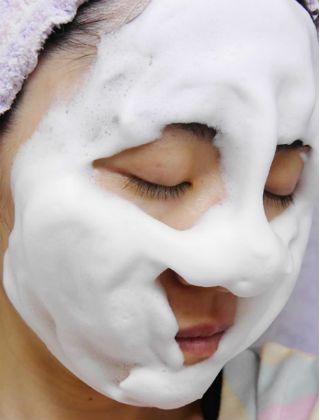 ポップスキン 泡ミルキー生石けんの口コミ 韓国コスメ 洗顔石けん 美白