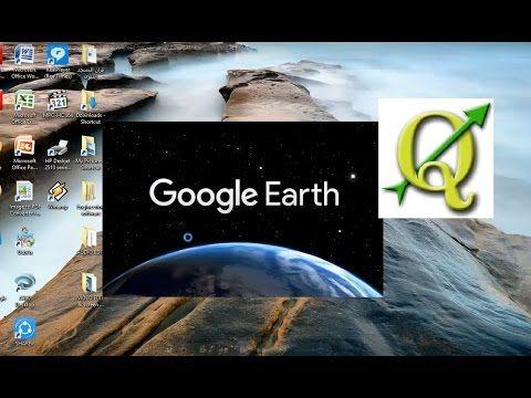 QGIS Basics: Convert Google Earth Path WGS84 into AutoCAD