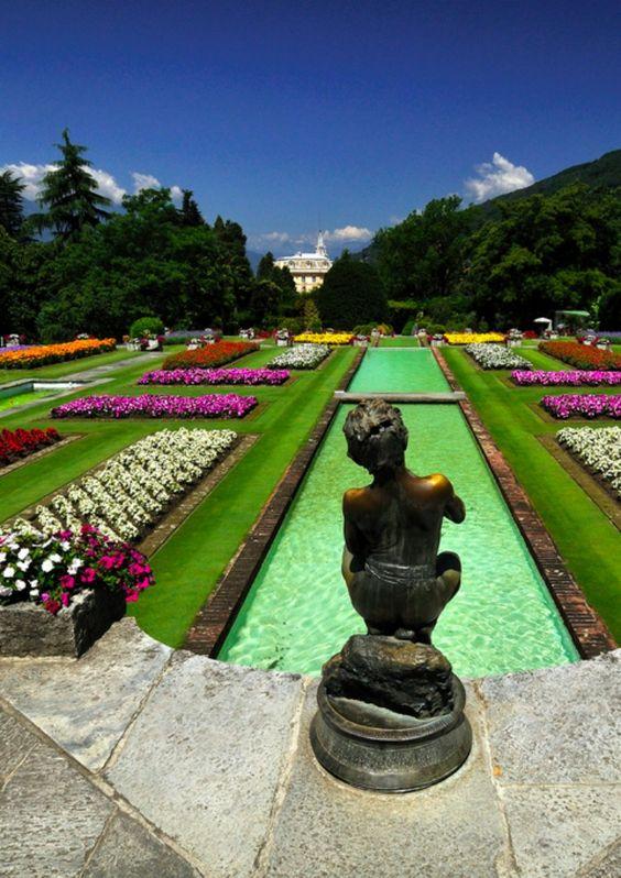 Villa Taranto Gardens, Olaszország