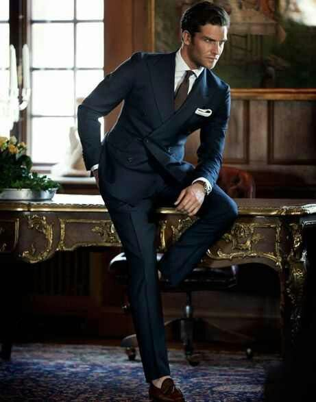 nice suit #gentleman #fashion #menswear #style #gentlemen #apparel