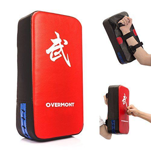 Karate Taekwondo Boxing Kick Target Punch Pad Gym Exercise Training Shield