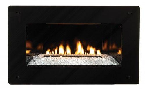 Vfl28 Glassfront Whiteglass Hocon Gas Company 33 Rockland Rd