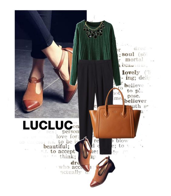 """LUCLUC #2 (3)"" by partoffashion ❤ liked on Polyvore featuring moda, Rebecca Taylor, Furla, Kate Spade e lucluc"
