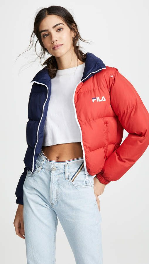 Fila Martina Puffer Jacket #Martina#Fila#Jacket | Fila