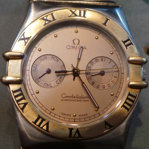 Omega Constellation Watches Ebay