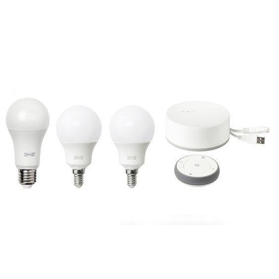 FLOALT LED Lichtpaneel dimmbar, Weißspektrum IKEA