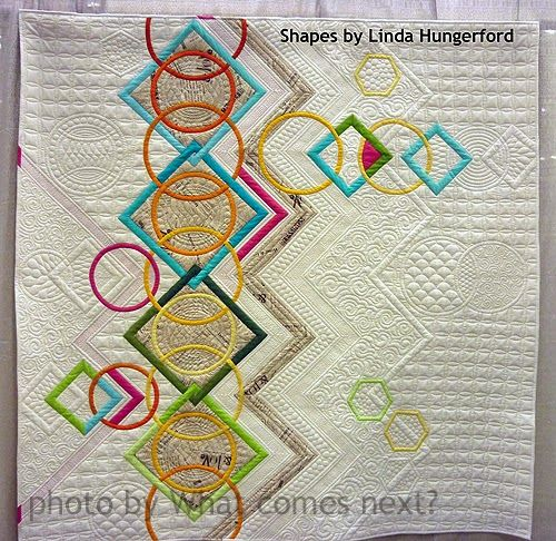 What comes next?: Long overdue QuiltCon post: