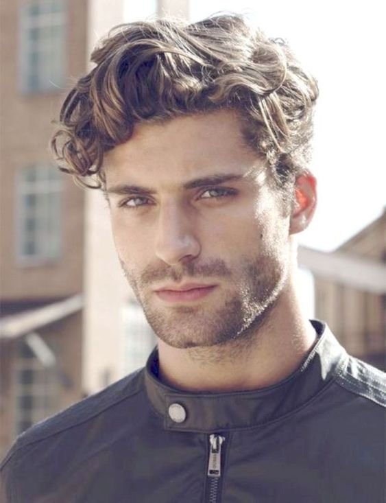 2019 Curly Hairstyles For Men Guide Ideas And Pictures