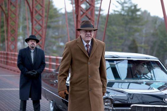 John Doman in Gotham (2014)