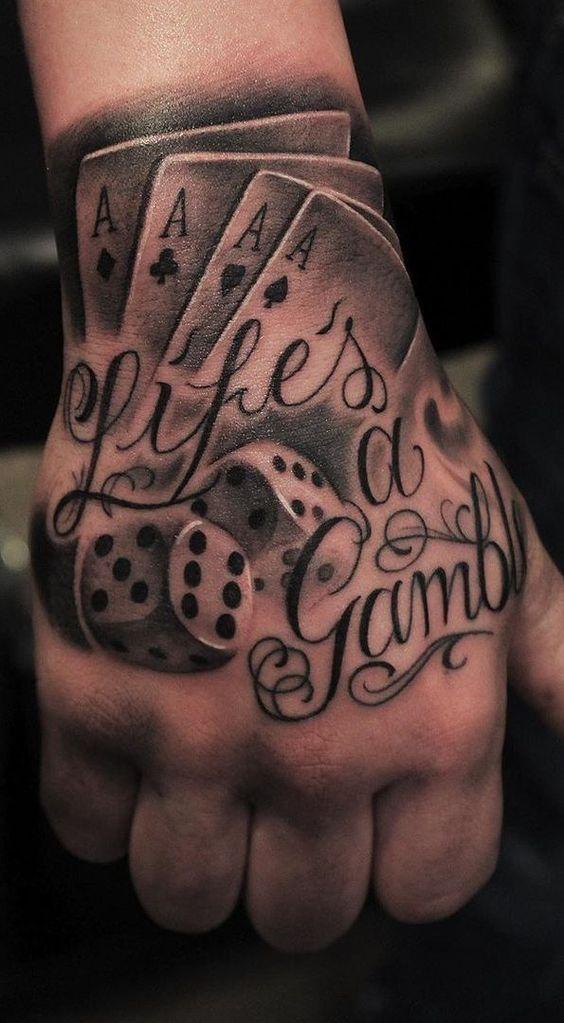 23+ Best Gangster Tattoos