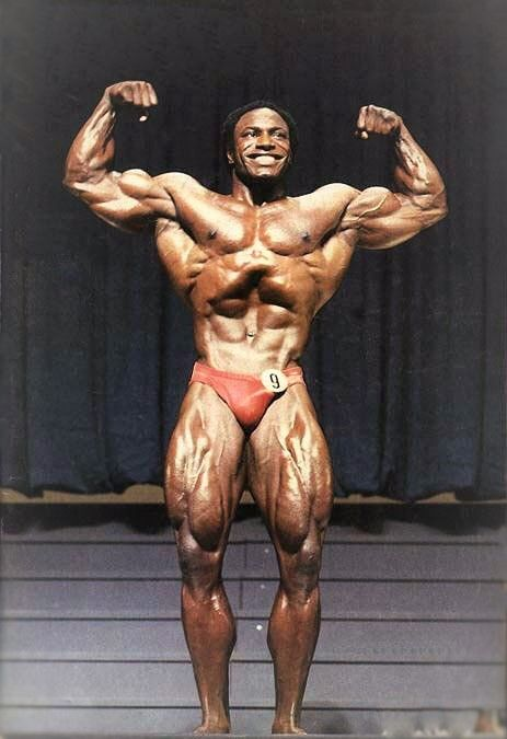 ronnie coleman a steroidy
