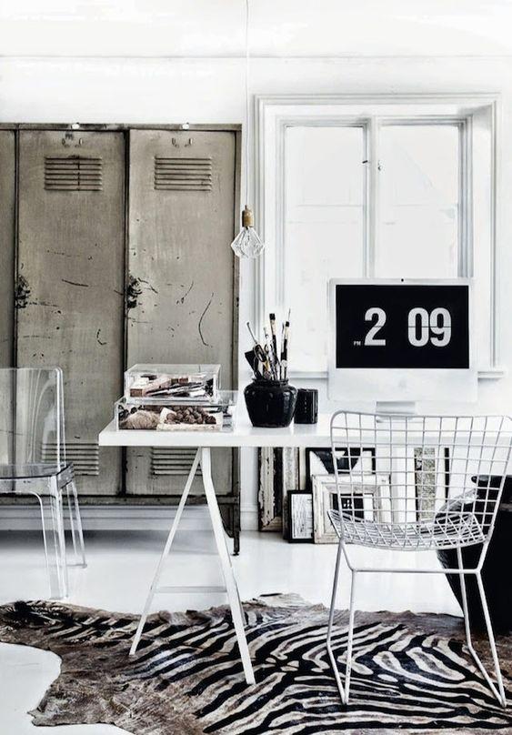 Le design scandinave en noir et blanc - FrenchyFancy