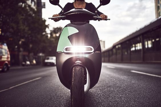 Gogoro starts an electric scooter-sharing program in Berlin