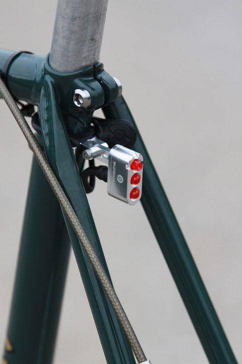 Supernova E3 Tail Vintage Fahrrad Velo Fahrrad Fahrrad
