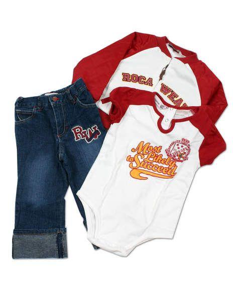 roca wear newborn clothes