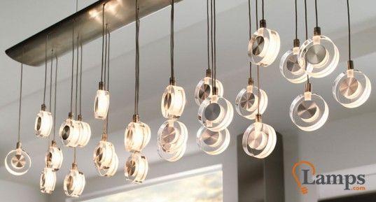 lamps.com bling chandelier  #inhabitatlamps