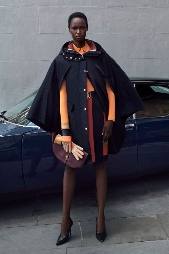 Burberry Resort 2020 Cape fashion trend-Buyandslay