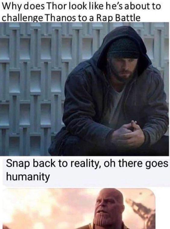 Top 32 Thanos Memes