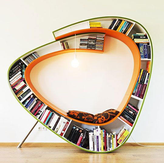 Unconventional Reading Spot: