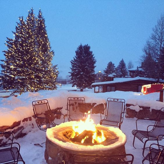"""16"""" of new snow in the last few days at the ranch. It's beginning to look a lot like Christmas. It's Winter Wonderland at the ranch. This is the most snow we have seen for the holidays in the last 10 years. Come play in the snow with us!"""