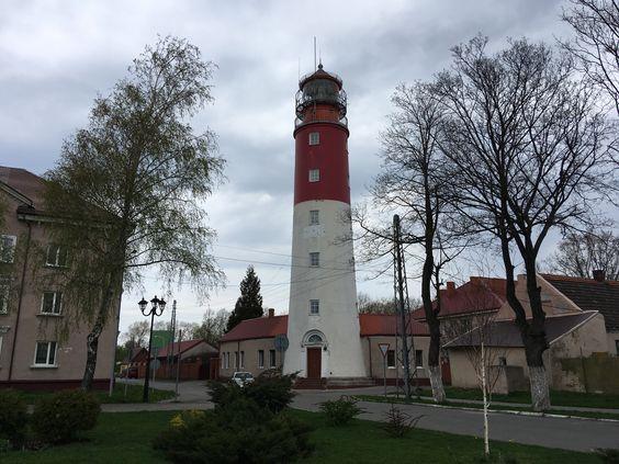 Вид на маяк с другой стороны. Фото: Vladimir Shveda