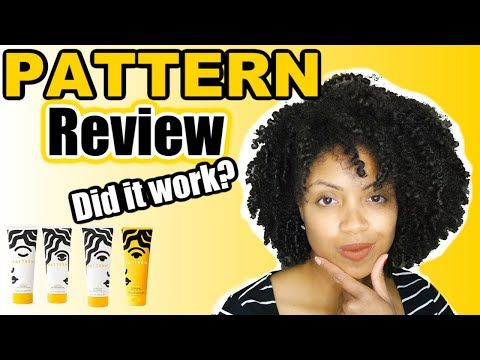 Pattern Beauty Hair Review Tracee Ellis Ross Products First