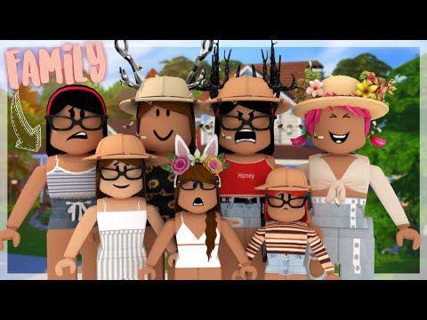 Big Family S Daily Routine Roblox Bloxburg Iiarabellaa