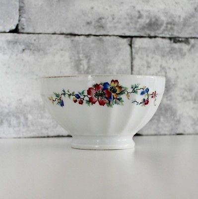 Coffee-bowl-Cafe-au-lait-bowl-Vintage-bowl-Porcelain-bowl-Vintage-French