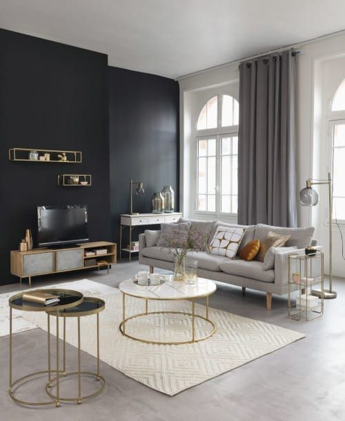 Decorations And Light Fittings Gold Living Room Decor Grey Walls Living Room Gold Living Room Gold accent living room decor