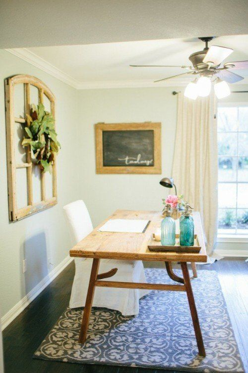 Fixer Upper | Magnolia Wreath, Offices And Home Office Decor