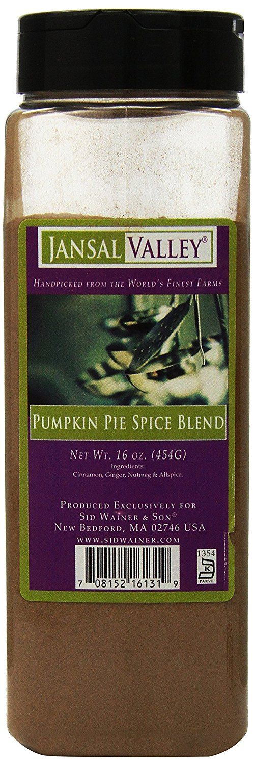 Jansal Valley Pumpkin Pie Spice Blend, 16 Ounce * Want to know more, click on the image.