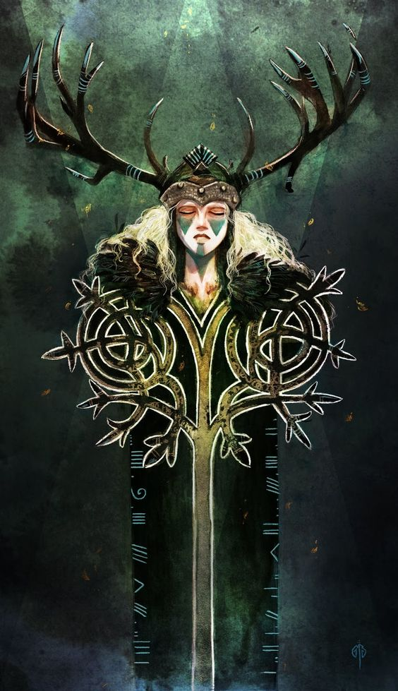 The Tuath(a) Dé Danann (people(s)/tribe(s) of the goddess Danu), also known by the earlier name Tuath Dé (tribe of the gods), are a race of supernaturally-gifted people in Irish mythology. They are thought to represent the main deities of pre-Christian Gaelic Ireland.