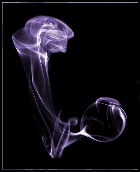 Smoke gazing is a method of scrying using smoke from a flame or typically a fire. As the smoke rises, images are perceived in the smoke that details spiritual messages for the seer.Smoke scrying is more positively used as a means of divination by shamans to receive messages from the spirit world.   Smoke scrying for fun can be done while seated around a camp fire as messages fill the air. Note that the patterns of the smoke change as the smoke rises into the air.