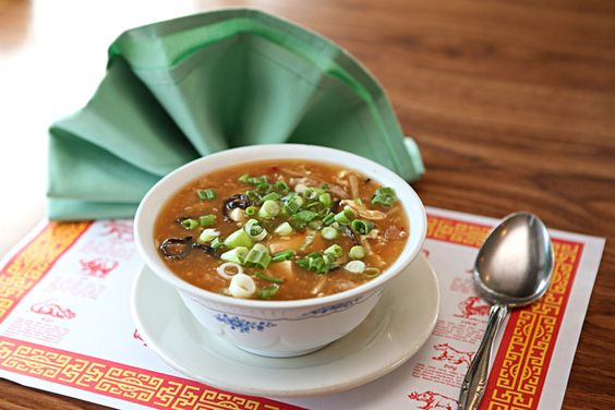 Hot and Sour soup recipe from Emperor's Kitchen -- my Favorite!