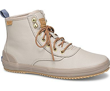 Scout Boot Splash Canvas w/ Thinsulate