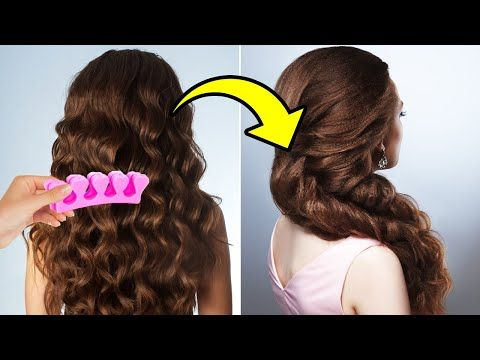25 Simple Hairstyle Ideas And Hair Hacks Youtube In 2020 Hair Color Trends Beautiful Hair Hair Styles