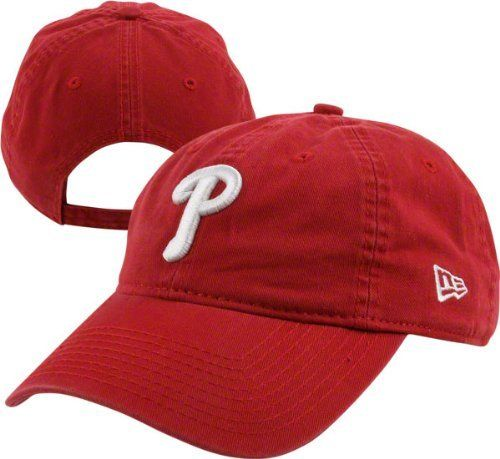 Philadelphia #Phillies Women's Essential 920 Primary Logo Adjustable Hat by New Era, http://www.amazon.com/dp/B004R97UIK/ref=cm_sw_r_pi_dp_s7eHpb0VV4K1R