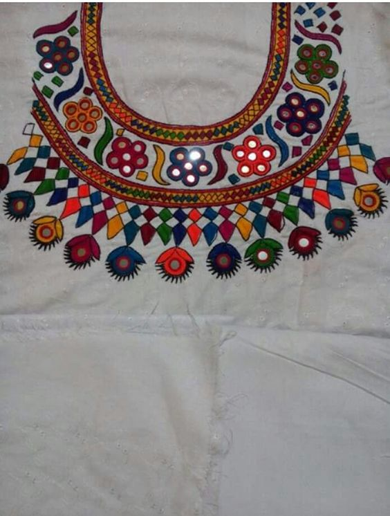 Pin By Janaki Bandari On Embroidery Neck Patterns | Pinterest | Embroidery Peacock Feathers And ...