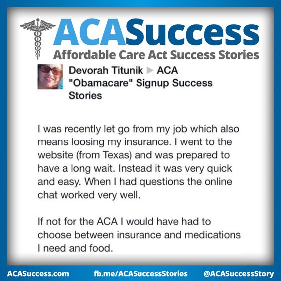 Devorah from Texas had a quick and easy #ACA signup! Fight the negativity. #Obamacare #YourStory #GetCovered #GetTalking Join us, Share, Tell your friends. The time is NOW. http://facebook.com/ACASuccessStories http://twitter.com/ACASuccessStory