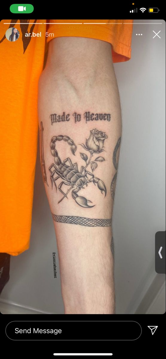 Tattoo hacker YouTubers vs