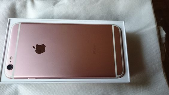 Iphone 6s Plus 64gb Rose Gold For Sale Technology Market Nigeria Iphone Gold For Sale Rose Gold