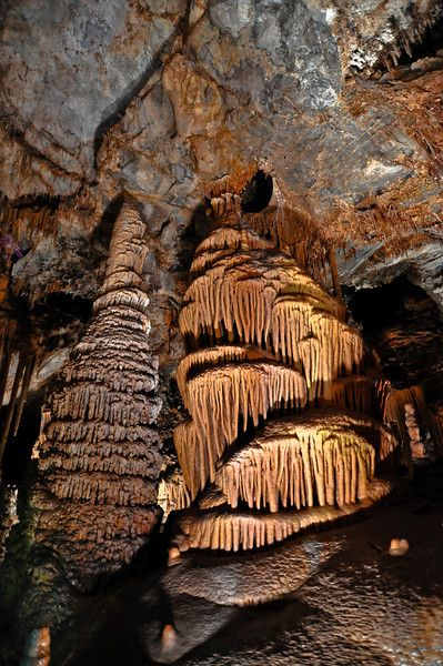 Lewis and Clark Caverns, Montana ~take my 9th graders here every spring!!