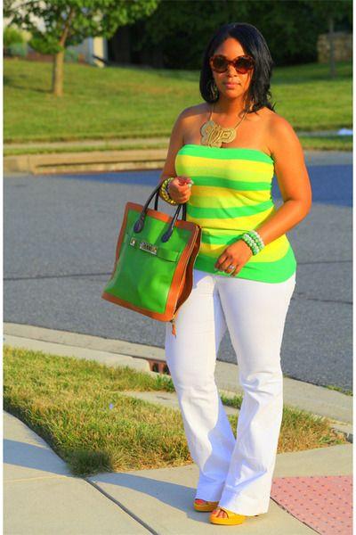 Plus size fashion | Hair and fashion | Pinterest | Bags, Summer ...