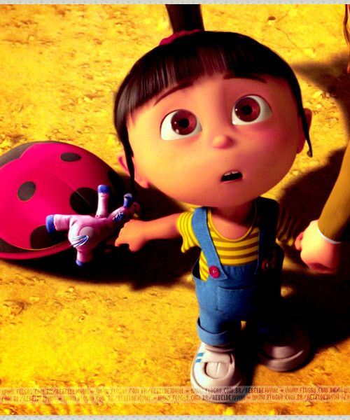 Agnes Despicable Me Gru Despicable Me Pinterest