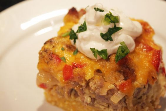 How to make Cornbread Casserole