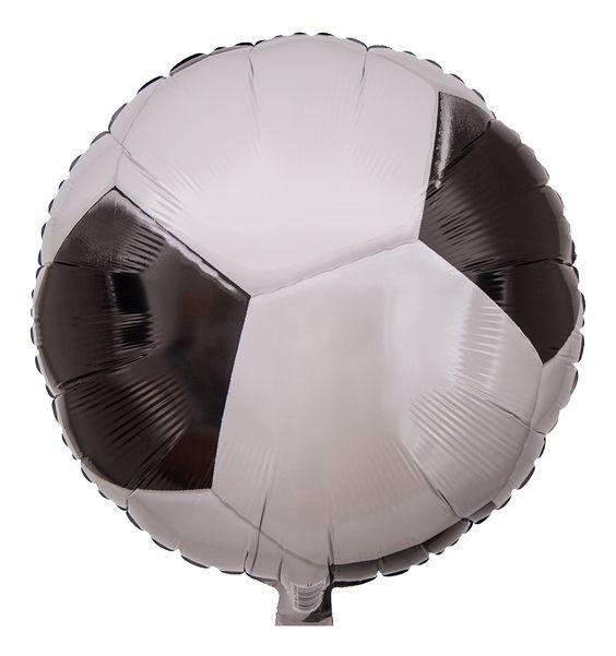 Folienballon Geschenk für Fußballer | Ballongruesse.de
