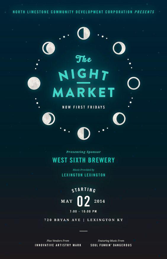 Night Market: May www.fromupnorth.com — Designspiration