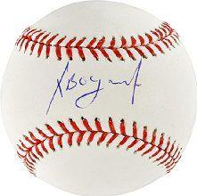 Xander Bogaerts Boston Red Sox Autographed Baseball - Fanatics Authentic Certified - Autographed Baseballs