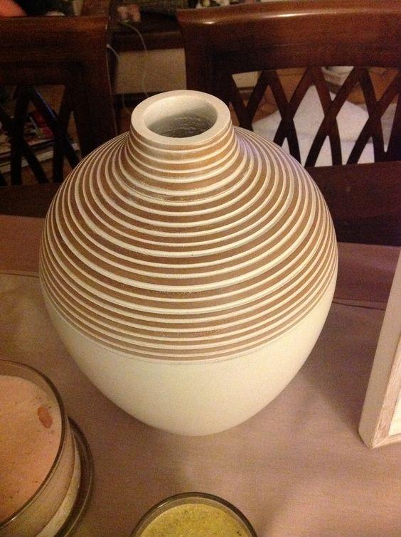 Vaso legno di mango